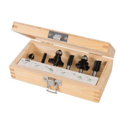 "6 Piece Triton 1/4"" Router Starter Set"